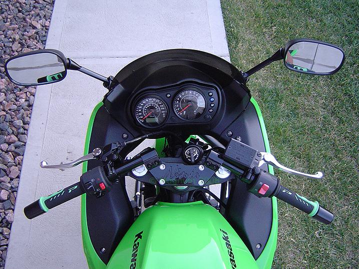 Kawasaki Ninja  Handlebar Bolt